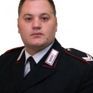 "Carabiniere morto, l'Arma su Facebook: ""Per noi sarà sempre un eroe"""