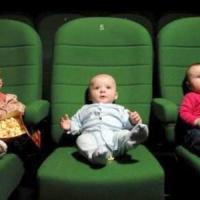 Potenza, al cinema con il bebè