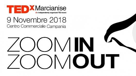 """""""Zoom In Zoom Out"""", la notte del Tedx a Marcianise"""