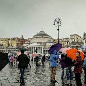 """Maltempo a Napoli,  I Municipalità: """"Stiamo riaprendo scuole"""""""