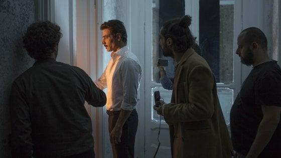 """""""The Noisy Silence"""", nel cuore del Sannio il film in inglese sulla violenza domestica con Giuseppe Zeno e Quentin Faure"""