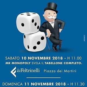 Monopoly, al via la seconda edizione napoletana del gioco da tavolo