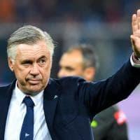Napoli vento in poppa, Ancelotti: