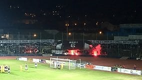 """La Juve Stabia espugna il """"Lamberti"""" battendo la Cavese"""