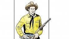Tex 70, l'omaggio  di Sandro Scascitelli