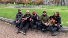Tour europeo dei Foja, tappa a Dublino