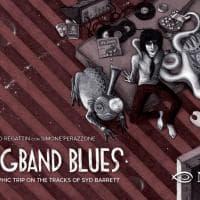 La biografia psichedelica di Syd Barrett in una graphic novel di Matteo Regattin e Simone Perazzone