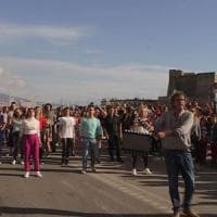 Renzo Arbore torna in tv, girato a Napoli lo spot del nuovo programma