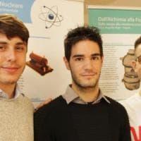 Napoli, tre geni della robotica in finale a un concorso Usa: gara di solidarietà
