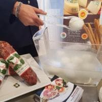 Mozzarella bufala dop, alleanza del gusto con le eccellenze toscane