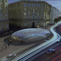 La nuova stazione della metro Duomo a Napoli rielaborata da Fuksas