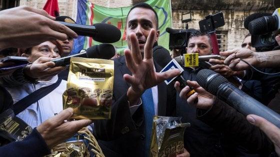 Gli inceneritori fanno inCeppare Di Maio e Salvini