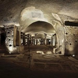 Catacombe, verso l'accordo con il Vaticano