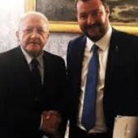 Termovalorizzatore, De Luca contro Salvini: