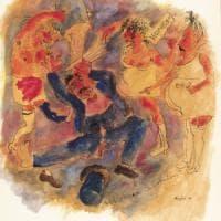 """Al Maschio Angiono: Franz Borghese in mostra con  """"Ci rivedremo a Filippi"""""""