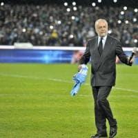 Napoli, De Laurentiis non abbandona il San Paolo:
