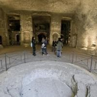 Catacombe, il  cardinale Sepe: