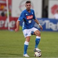 Napoli, Fabian conquistato dai tifosi: