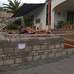 Ischia, sequestrata casa abusiva a Casamicciola