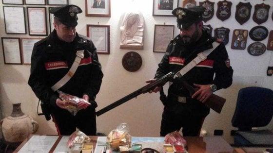 Bracconaggio, a Ischia arrestato cacciatore di frodo