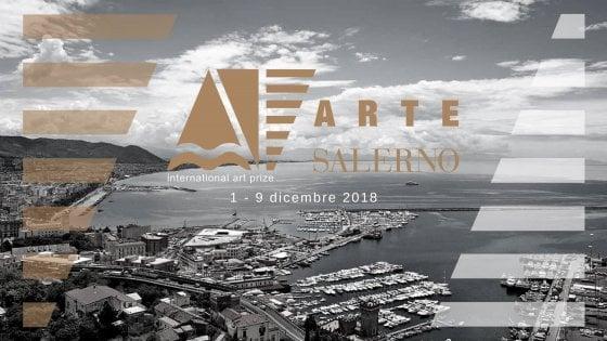 """Torna """"Arte Salerno"""", edizione 2018"""