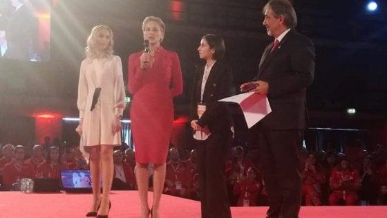 Premio Croce Rossa a Fondazione città della pace dei bambini in Basilicata