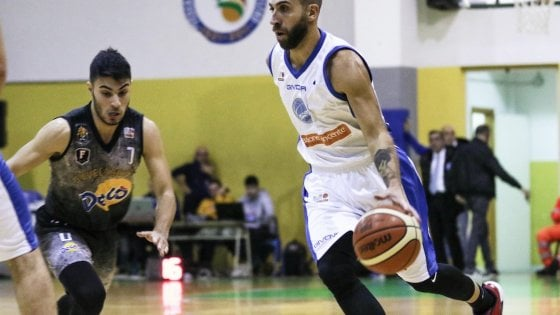Caserta vince il derby all'overtime