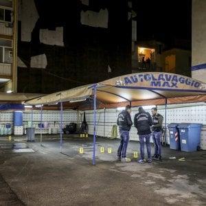 Agguato a Napoli in un autolavaggio: ferito il gestore, è un pregiudicato