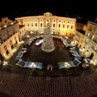 Potenza, il centro storico riparte dal Natale: niente tasse sulla spazzatura per i commercianti
