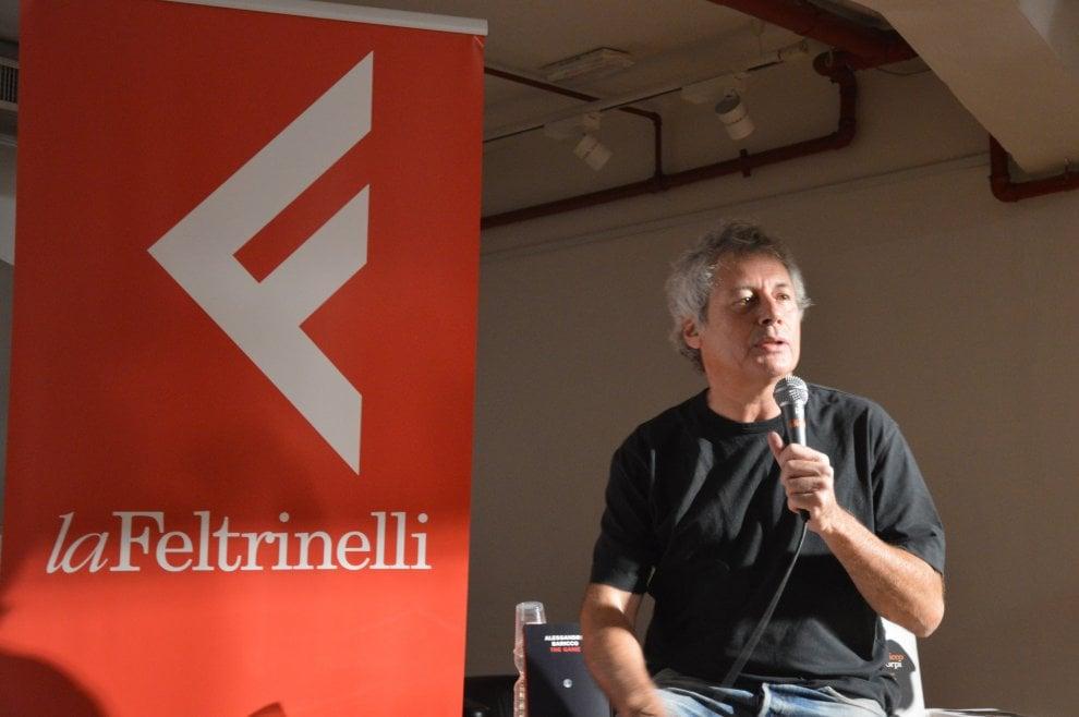 """Successo alla Feltrinelli per la presentazione di """"The Game"""" di Alessandro Baricco"""