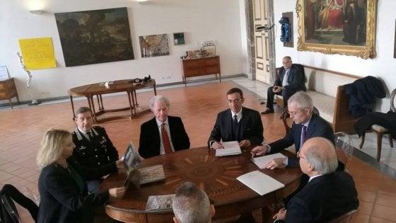 Reggia di Caserta, si insedia il nuovo direttore ad interim