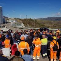 """Potenza, Tempa Rossa: sindacati denunciano """"strumentalizzazione"""" dei lavoratori da parte di Total"""