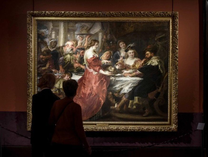 Palazzo Zevallos: tornano i capolavori di Rubens, Van Dyck e Ribera