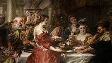 Im mostra i capolavori  di Rubens e Ribera