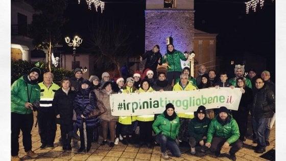 """Torna il """"Pino irpino"""", carovana di solidarietà per i bisognosi"""