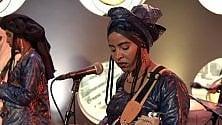 """Il """"desert blues""""  delle musiciste Tuareg"""