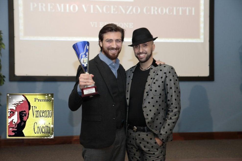 """A Renato Paioli, attore napoletano, il Premio Crocitti come """"miglior attore emergente"""""""