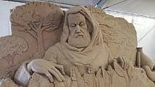 Ecco il Presepe di sabbia: sarà un inno al Medioevo