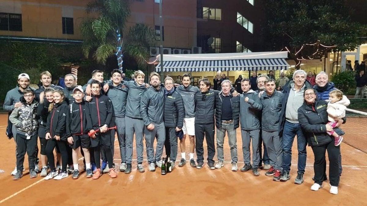 Tennis vomero che favola promozione in a1 dopo 89 anni - Immobili categoria a1 ...