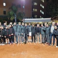 Tennis, Vomero, che favola! Promozione in A1 dopo 89 anni