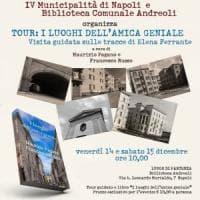 Sulle tracce di Elena Ferrante, al rione Luzzatti i tour tra i luoghi dell'
