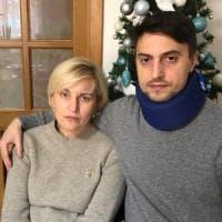 Sopravvissuti al crollo del ponte Morandi, Natasha ed Eugeniu: