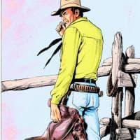 Tex 70, l'omaggio di Pasquale Del Vecchio