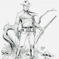 Tex 70, l'omaggio di Alessandro Bignamini