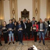 Napoli, consegnati i premi Francesco Landolfo