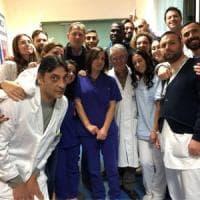 Napoli, Koulibaly e Ghoulam visitano i bambini del Santobono