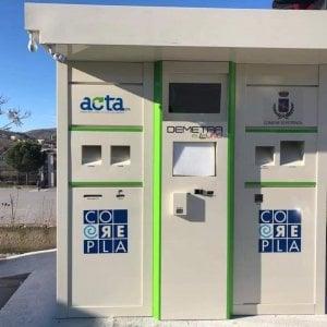 Potenza, stop alla plastica: arrivano le eco stazioni
