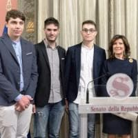 Napoli, gli studenti del Righi conquistano la finale del concorso Nasa