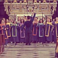 Napoli, canti gospel a Forcella