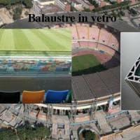 San Paolo: via alla sostituzione sediolini, sarà uno stadio tutto azzurro